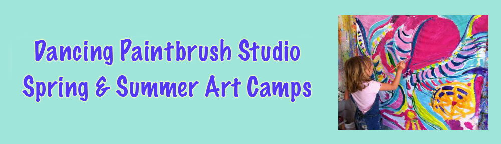 Dancing Paintbrush Studio™ Art Camps