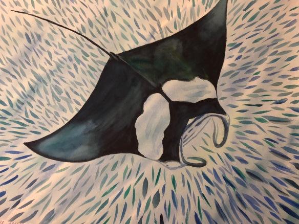 Manta Ray #2